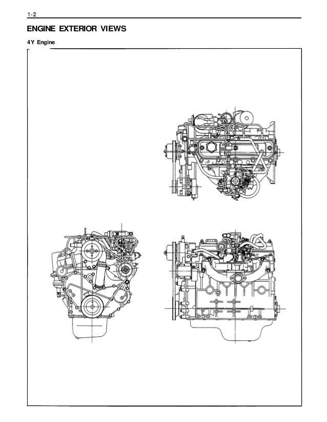 Toyota 42-6FGCU20 Forklift Service Repair Manual