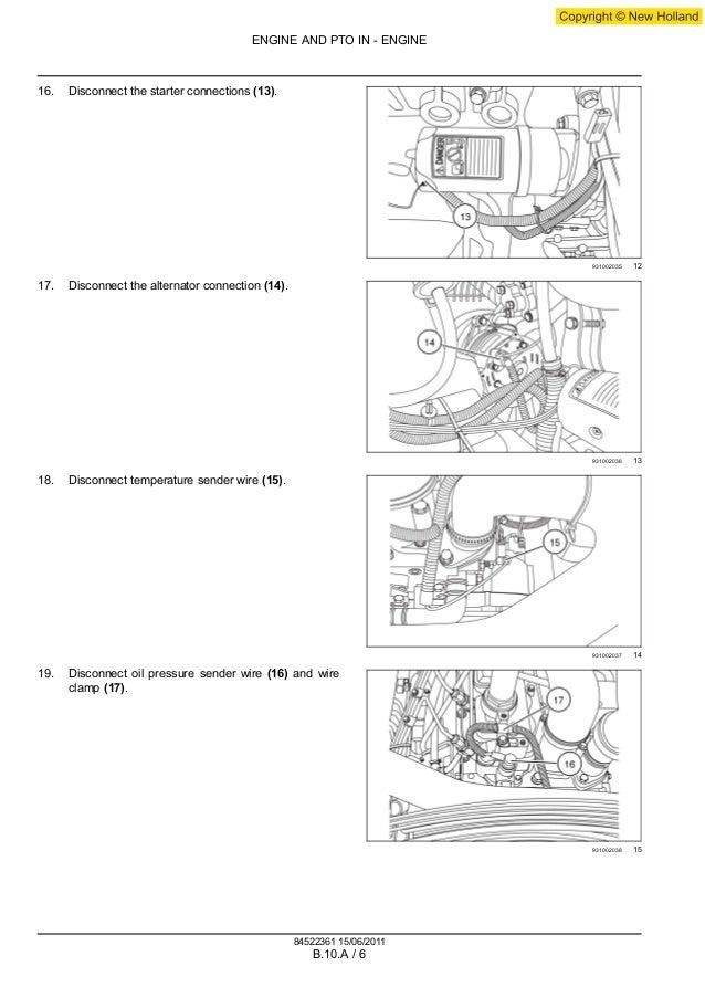 New Holland L213 Skid Steer Loader Service Repair Manual on