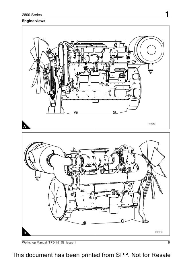 Perkins Ad3 152 Service Manual