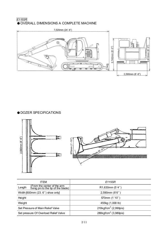 New Holland E115SR Crawler Excavator Service Repair Manual