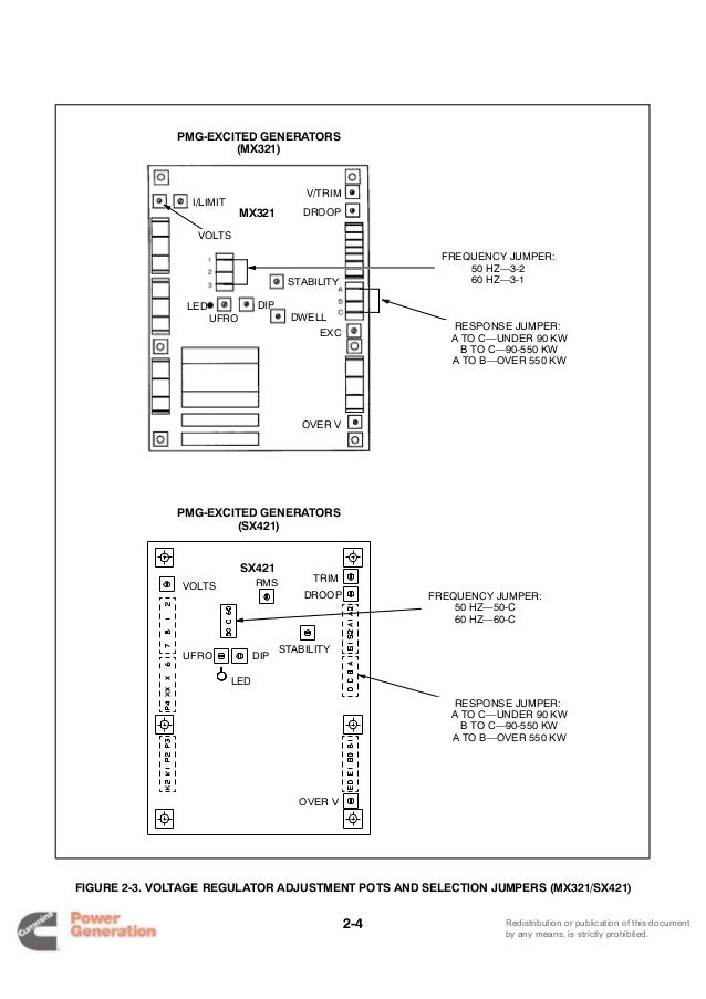 Cummins Onan Dghe Detector Control Generator Set Service