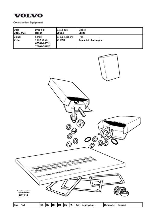 Volvo 3 2 Engine Parts Diagram