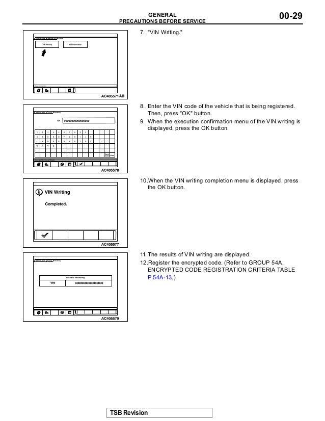 2007 Mitsubishi Eclipse Service Repair Manual