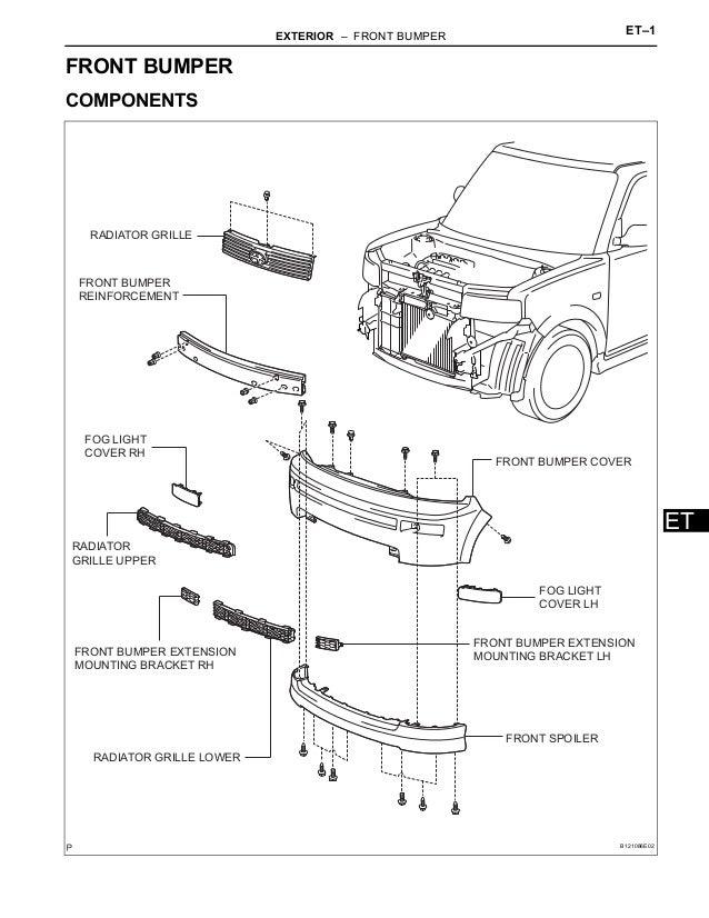 2005 SCION XB Service Repair Manual
