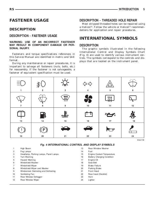 2001 dodge grand caravan service repair manual software