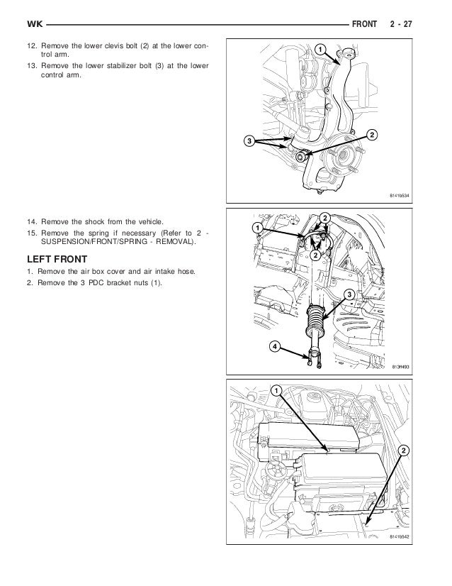 2005 Jeep Grand Cherokee Engine Diagram - Cars Wiring Diagram