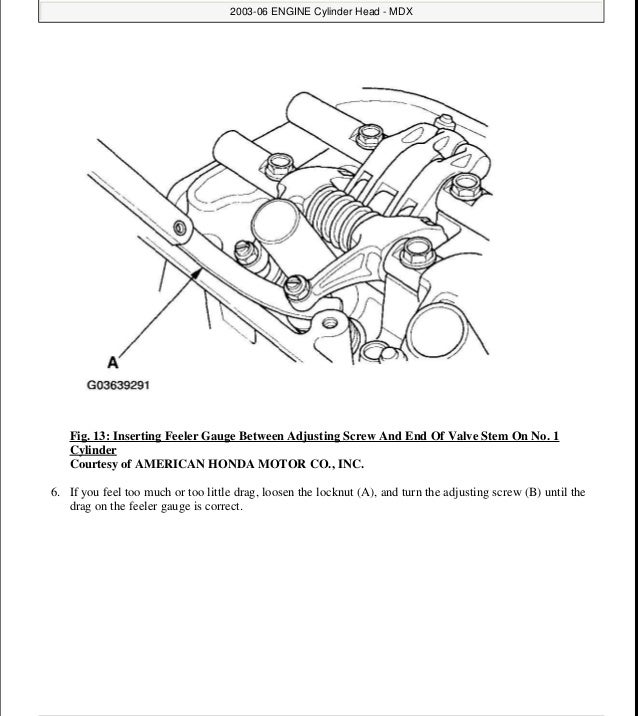 Acura Mdx Fuse Diagram