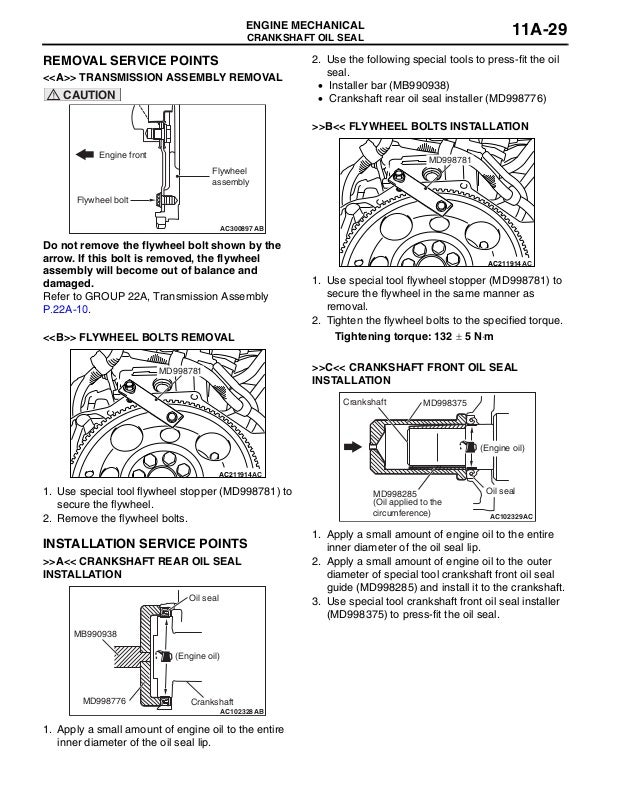 2002 mitsubishi airtrek service repair manual rh slideshare net
