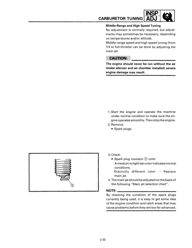 1995 yamaha venture vt480 snowmobile service repair manual rh slideshare net