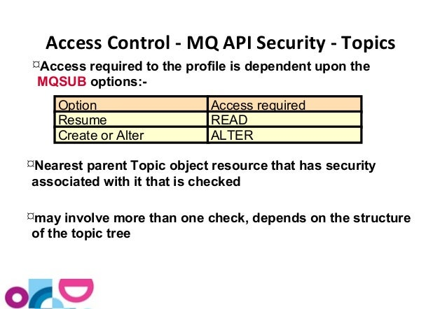 ibm websphere mq for z os security