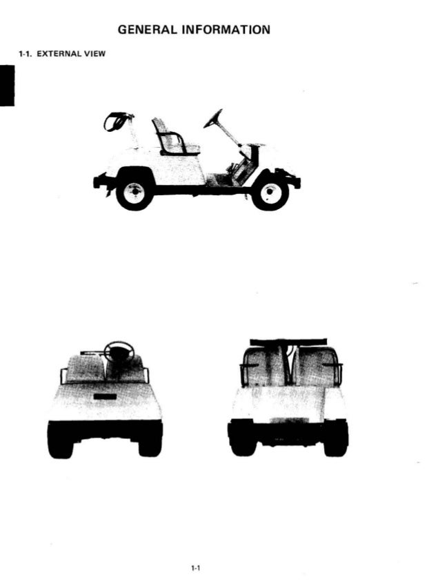 Yamaha Golf Cart Governor Adjustment Car Wiring Diagram Club