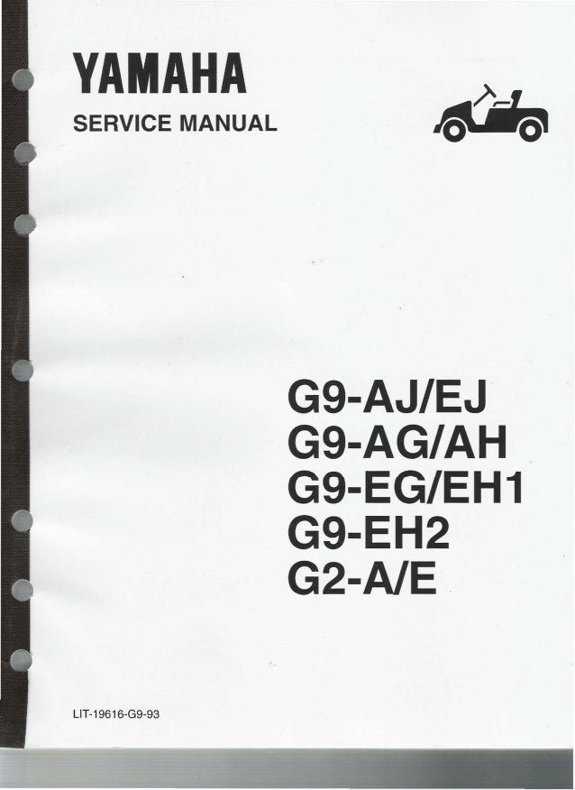Yamaha G2 Wiring Harness - Wiring Diagram Site on