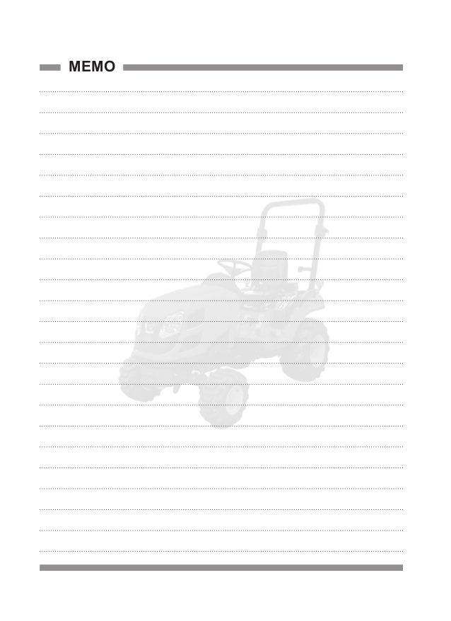 Kioti Daedong CS2610 (EU/AU) Tractor Service Repair Manual