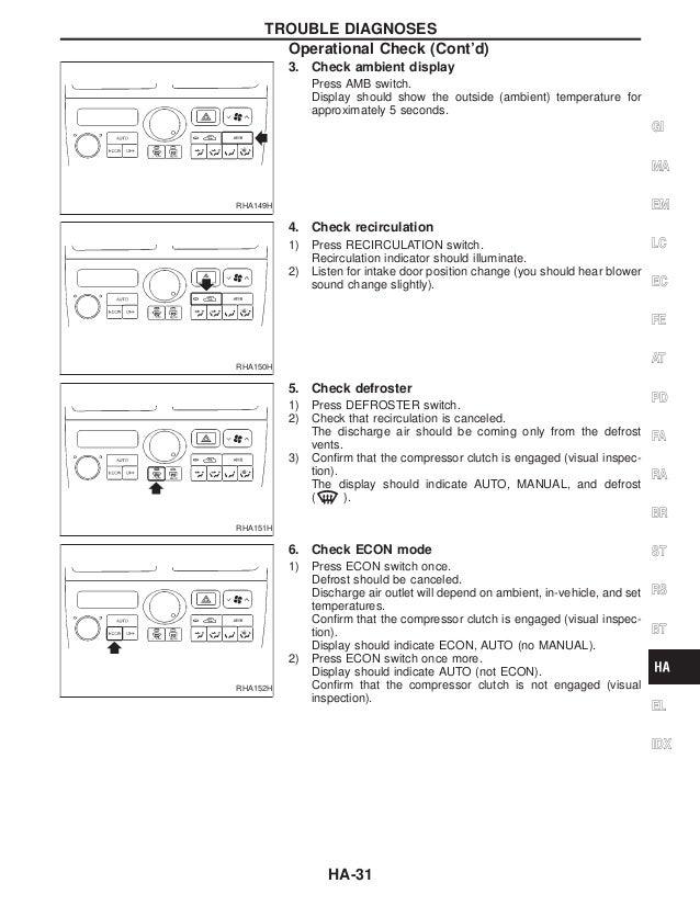 2001 infiniti q45 service repair manual rh slideshare net 2001 infiniti qx4 repair manual free 2001 infiniti qx4 owner's manual