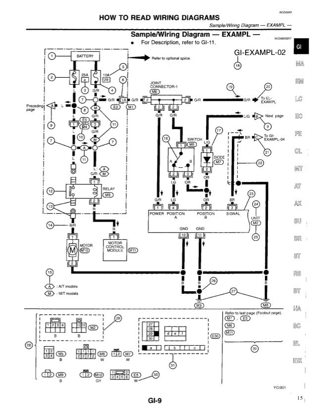 2000 Infiniti G20 Wiring Diagram Wiring Diagram Frankmotors Es