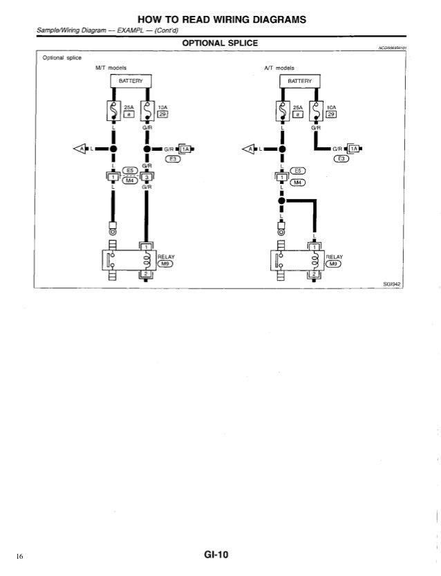 1999 infiniti g20 wiring diagram g free printable wiring diagrams