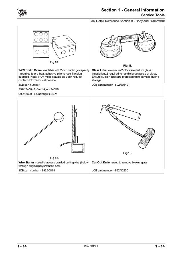 JCB 180T, 180THF ROBOT Service Repair Manual SN(1803000 to ... on