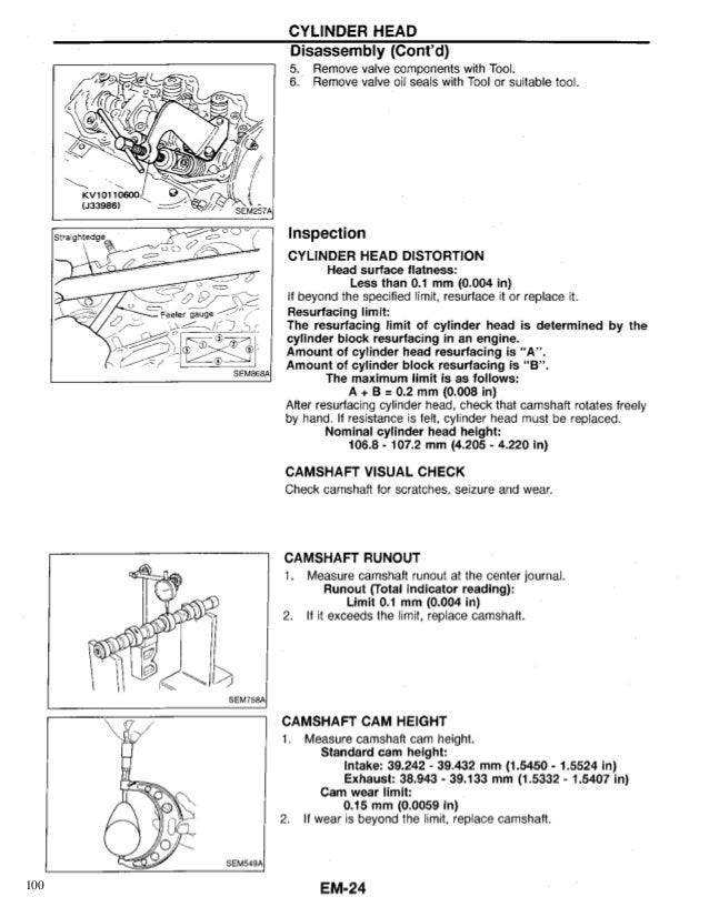 1997 INFINITI QX4 Service Repair Manual