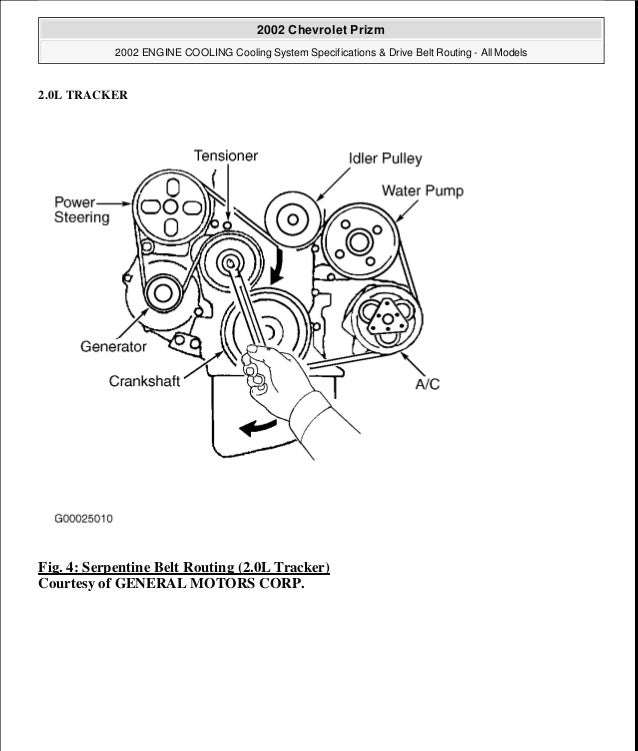 1999 Chevy Prizm Wiring Diagram