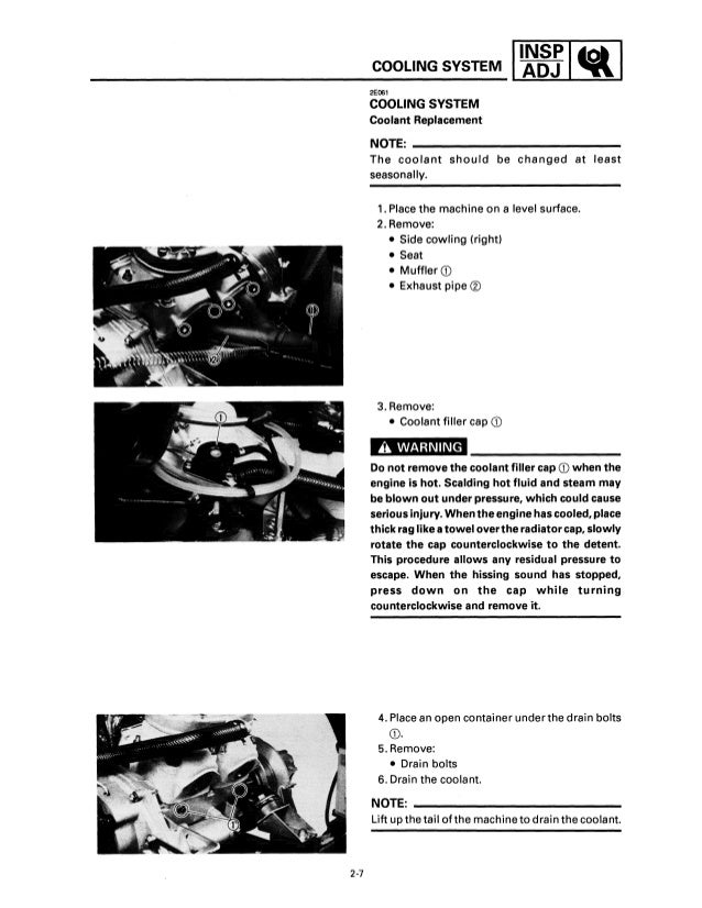 2000 2001 2002 2003 Yamaha Venture 600 Service Repair Manual