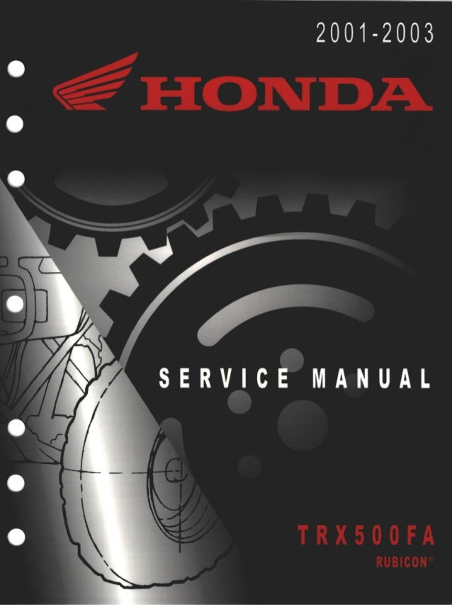 2003 honda trx500fa rubicon service repair manual  thank you very much for  your reading  please click here then get more information