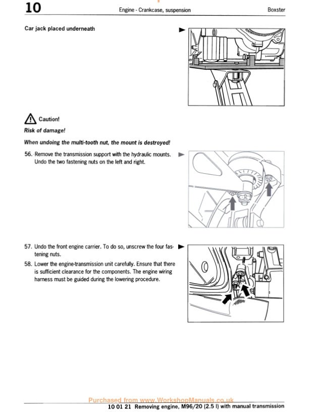 Workshopmanualscouk 42: 1997 Porsche Boxster Wiring Diagram At Anocheocurrio.co