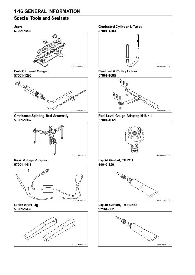 2004 Kawasaki KX65-A5 Service Repair Manual