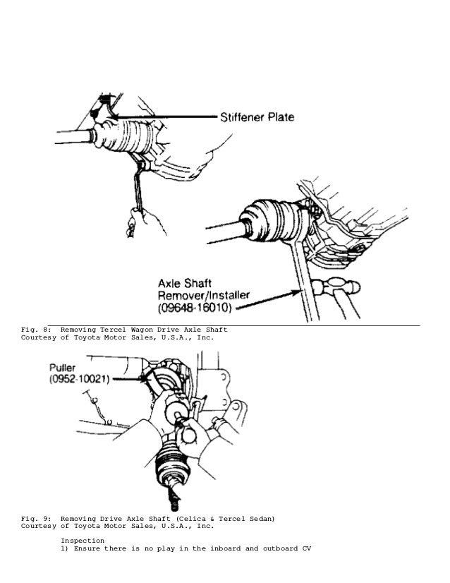 1988 Toyotum Engine Part Diagram
