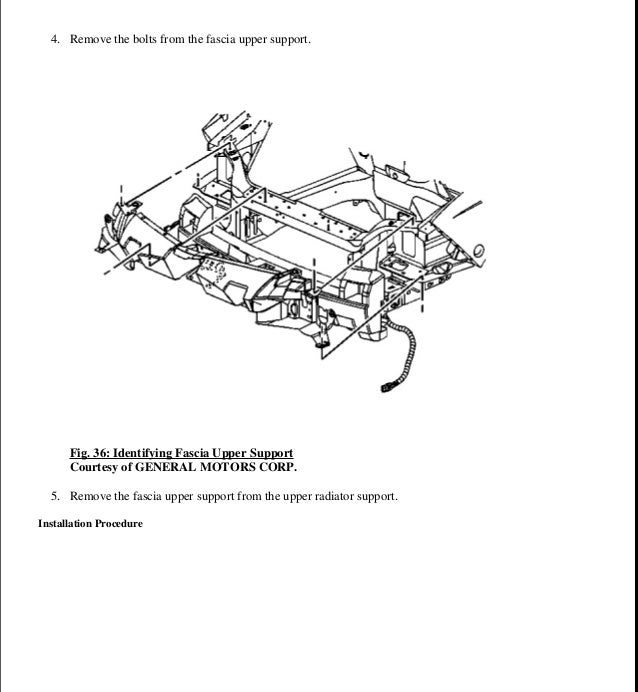 2004 PONTIAC AZTEK Service Repair Manual