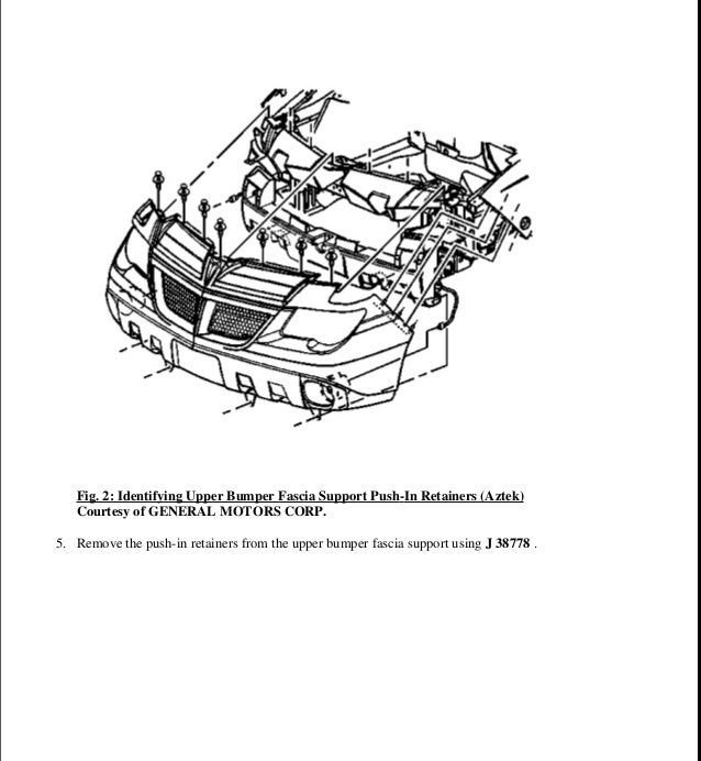 2003 pontiac aztek service repair manual rh slideshare net 2003 Pontiac Aztek Service Manual 2003 Pontiac Aztek Problems