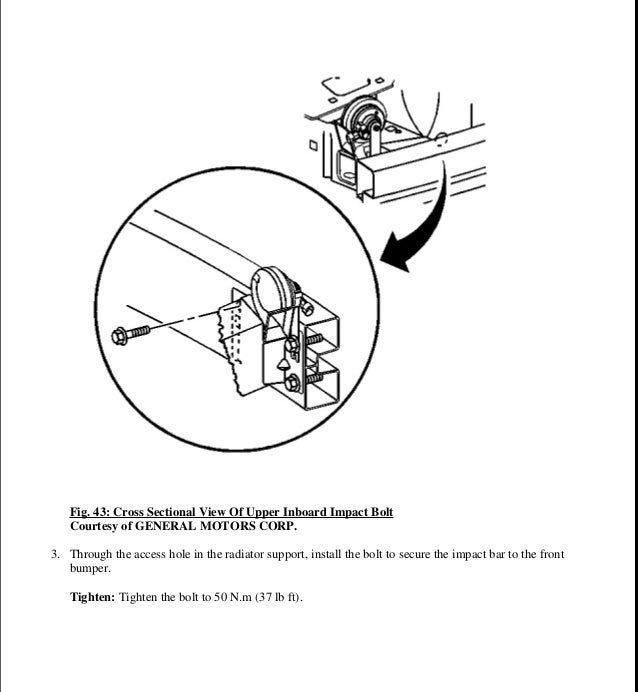 2001 PONTIAC AZTEK Service Repair Manual