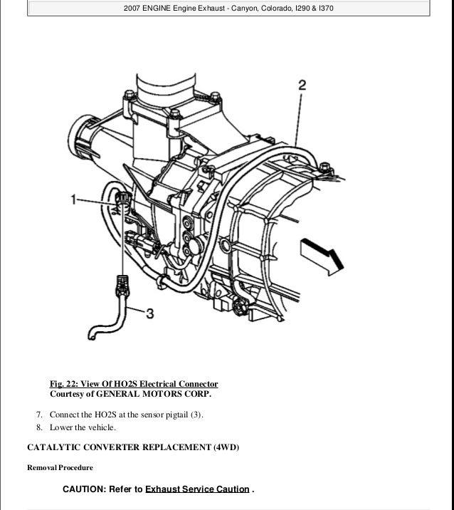 2005 Gmc Sierra Engine Diagram