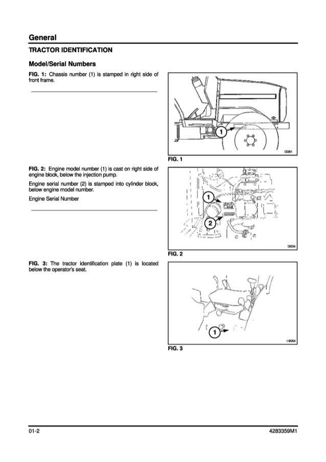 massey ferguson mf1540 tractor service repair manual rh slideshare net massey ferguson 1540 operators manual massey ferguson 1650 manual