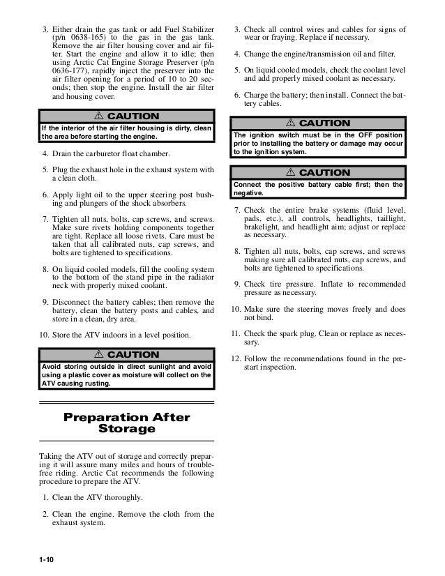 2006 arctic cat 400 4x4 atv service repair manual on 2000 arctic cat  300 wiring diagram