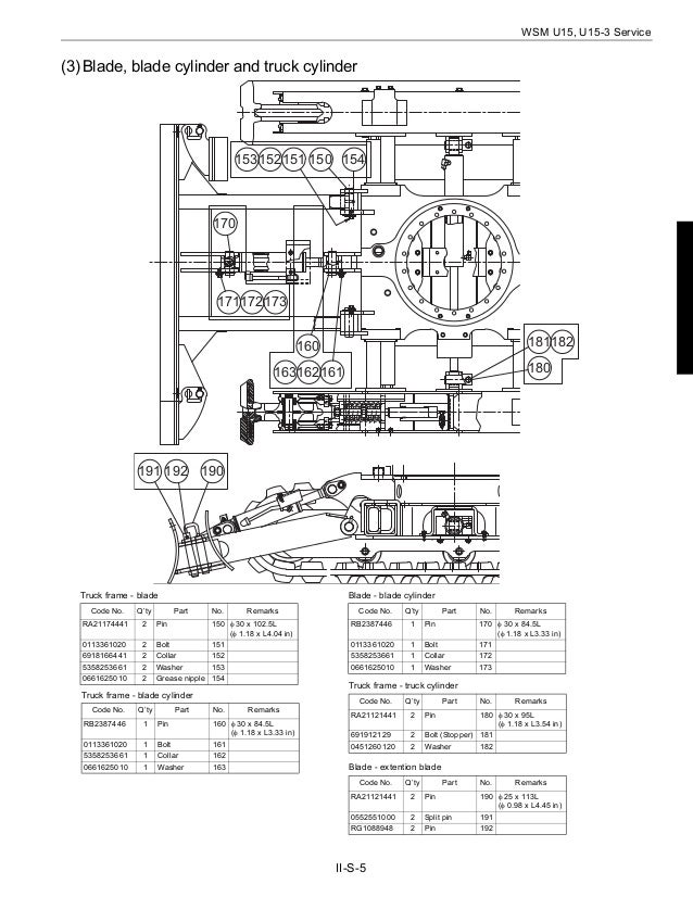 [XOTG_4463]  KUBOTA U15-3 MICRO EXCAVATOR Service Repair Manual | Kubota Excavator Wiring Diagrams |  | SlideShare