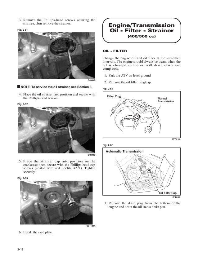 Arctic Cat Atv Wiring Diagram