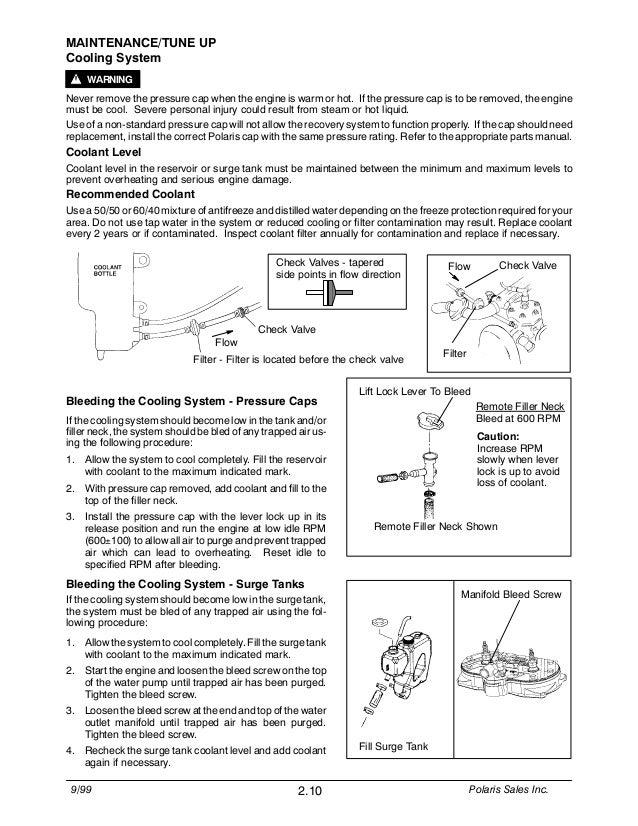 Polaris Snowmobile 2000 Xc Sp 700 Wiring Diagram. . Wiring Diagram on