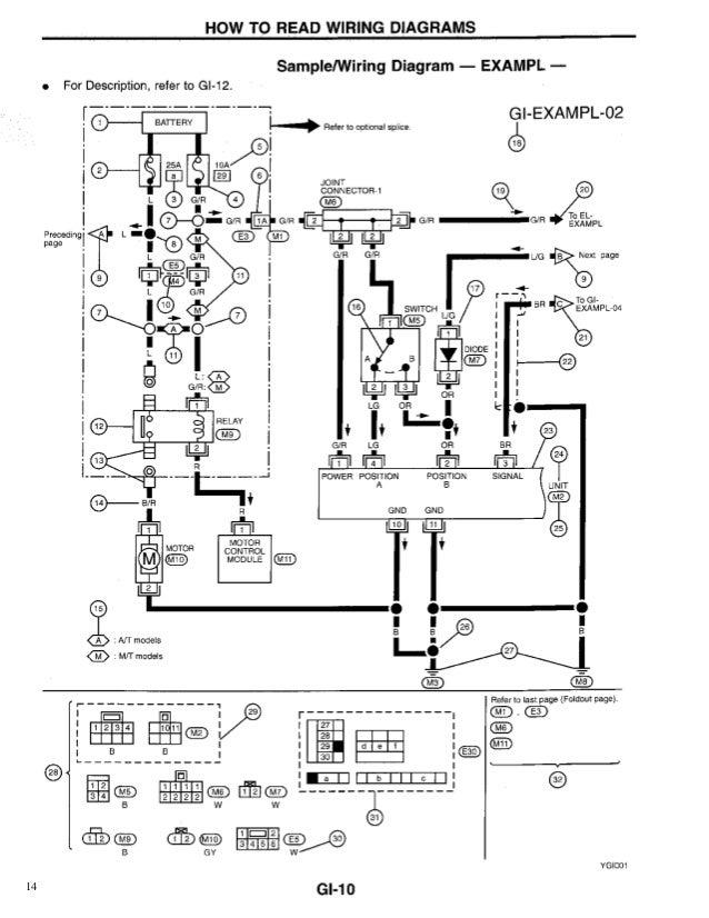 1999 NISSAN MAXIMA Service Repair Manual