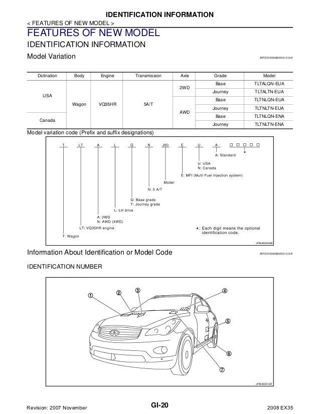 2008 infiniti ex35 service repair manual 2008 BMW X5 Engine Diagram november 2008 ex35; 26