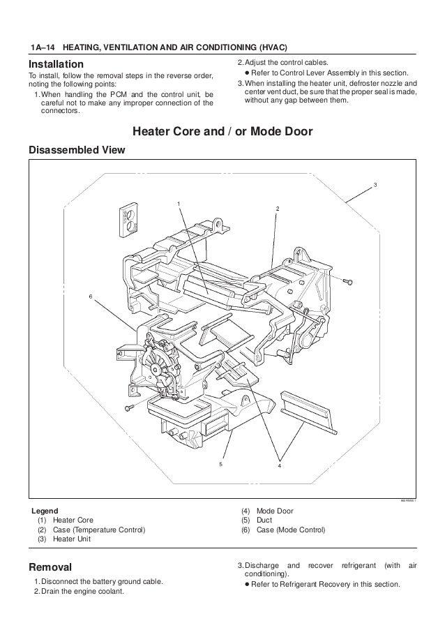 Astounding 2001 Isuzu Trooper Rodeo Amigo Vehicross Axiom Service Repair Manual Wiring 101 Relewellnesstrialsorg