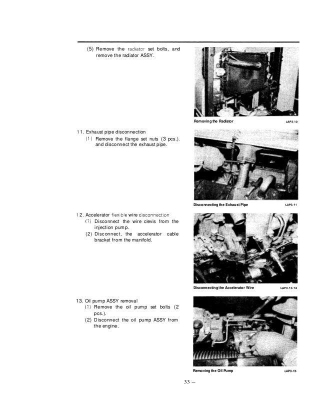 Toyota 5FGC30 Forklift Service Repair Manual