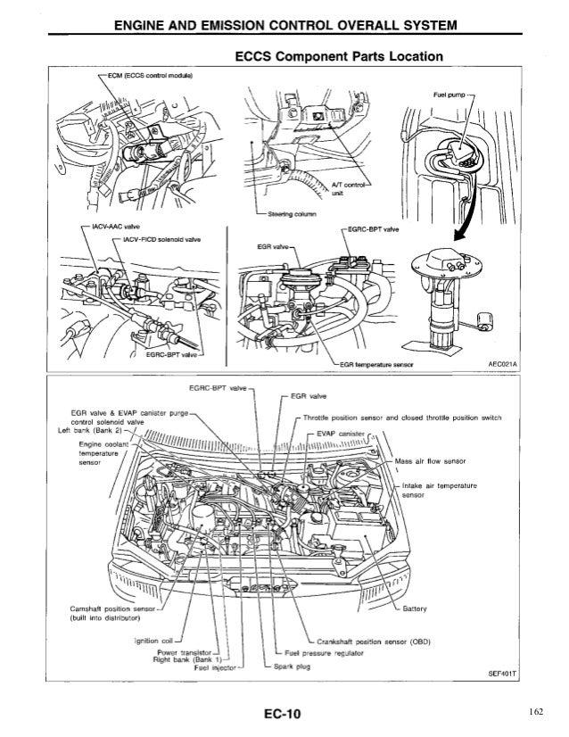 NISSAN QUEST 1997 Service Repair Manual