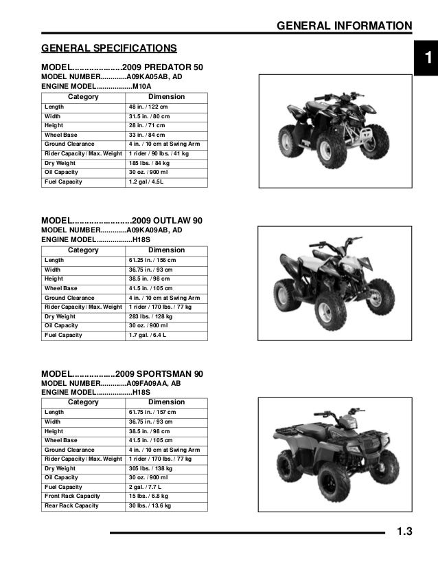 2009 polaris outlaw 50 service repair manual rh slideshare net predator 50 service manual outlaw 50 service manual