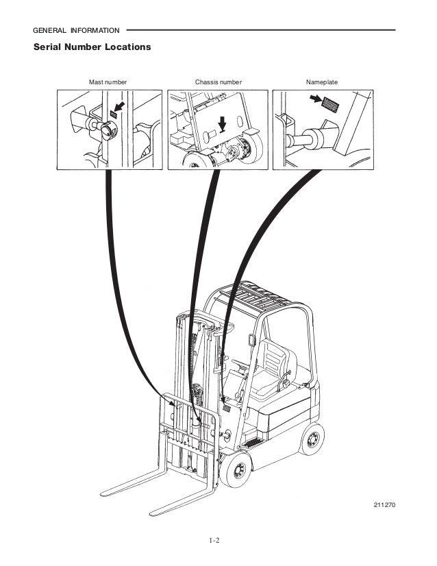 Caterpillar Cat Ep18n 48v Forklift Lift Trucks Service Repair Manual
