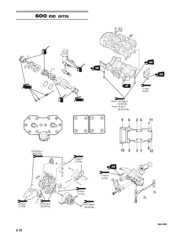 2005 Arctic Cat Sabercat 500 Lx Snowmobile Service Repair Manual