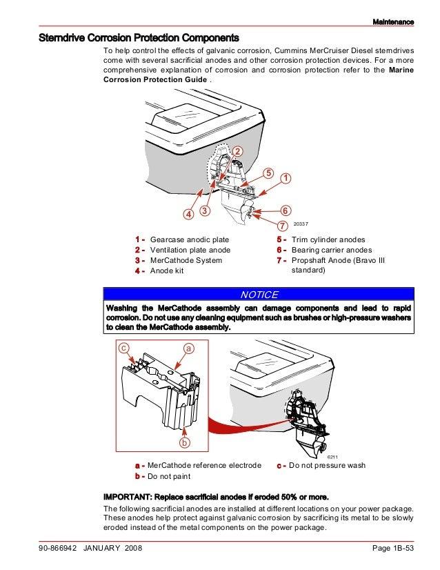 cummins mercruiser qsd 2 0l diesel engine service repair manual sn 88 rh slideshare net 3.0 Mercruiser Short Block Mercruiser 2.5 Engine