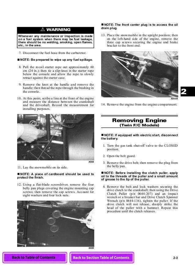 arctic cat snowmobile all 2006 service repair workshop manual