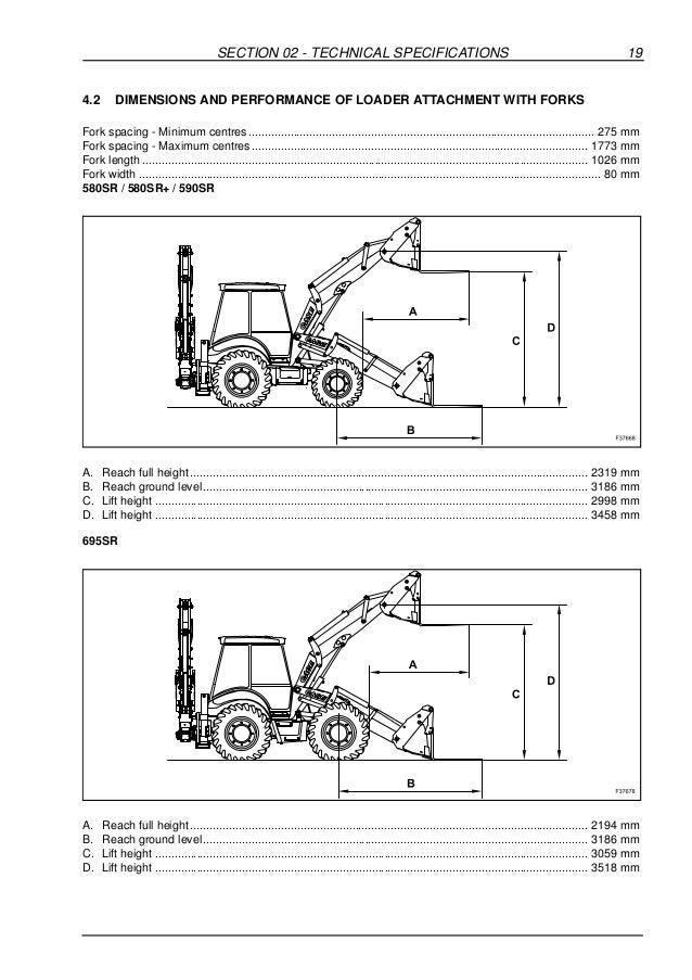 Case 590sr series 3 backhoe loader service repair manual 36 fandeluxe Choice Image