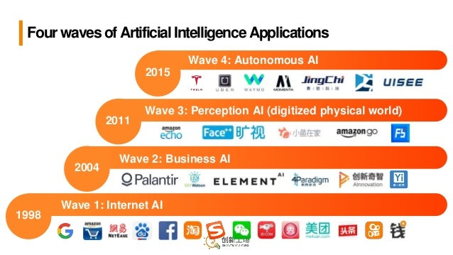 Kai-Fu Lee at AI Frontiers : The Era of Artificial Intelligence Slide 3