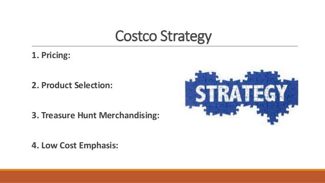1 what are the chief elements of costco s strategy how good is the strategy Start studying sm 2016 chap 2 b it entails putting equal emphasis on good strategy execution and good e create the chief elements of the company's strategy.